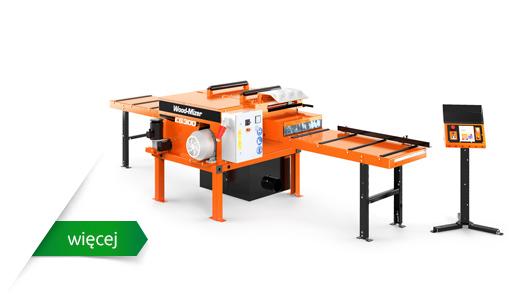 Maszyny przemysłowe obrzynarki