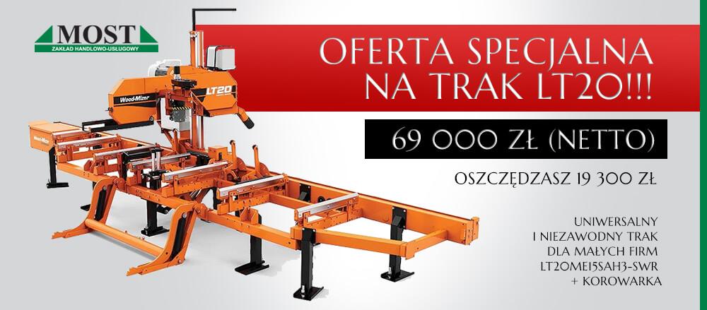 promocja trak lt 20 woodmizer