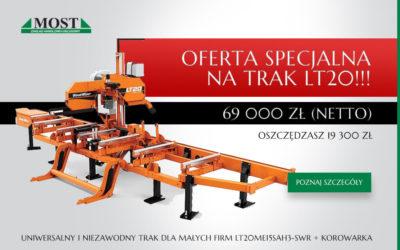 Trak LT20 – specjalna oferta cenowa